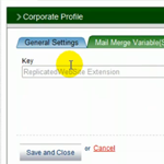 Customize MarketPowerPRO Profile