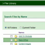 Learn &#8211; Files Library
