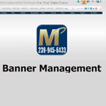 Learn MLM Banner Management