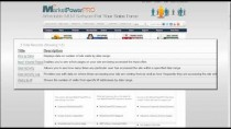 Reports in MarketPowerPRO by MLM Software provider MultiSoft Corporation