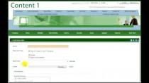 Adding a Menu Item in MarketPowerPRO by MLM Software provider MultiSoft Corporation
