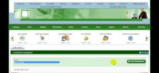 Event notification in MarketPowerPRO by MLM Software provider MultiSoft Corporation
