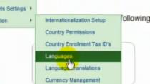 Language Management in MarketPowerPRO by MLM Software provider MultiSoft Corporation
